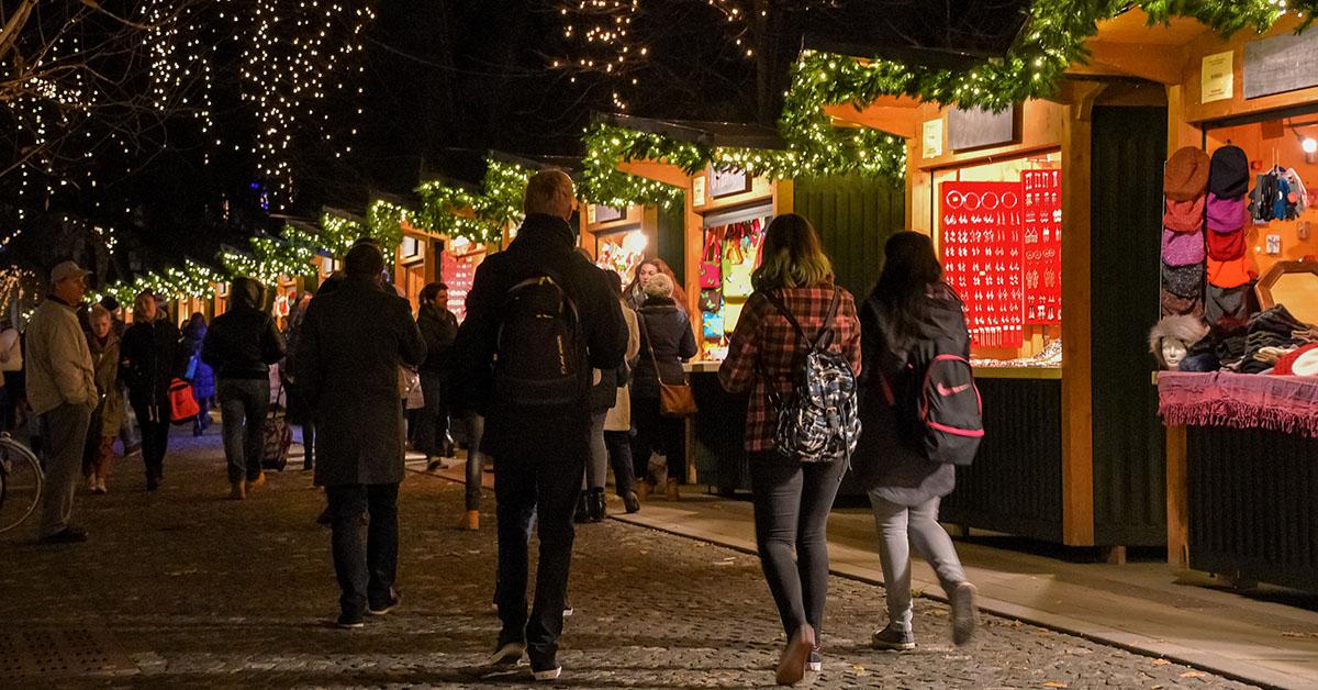 Christmas shopping in Ljubljana » Visit Ljubljana