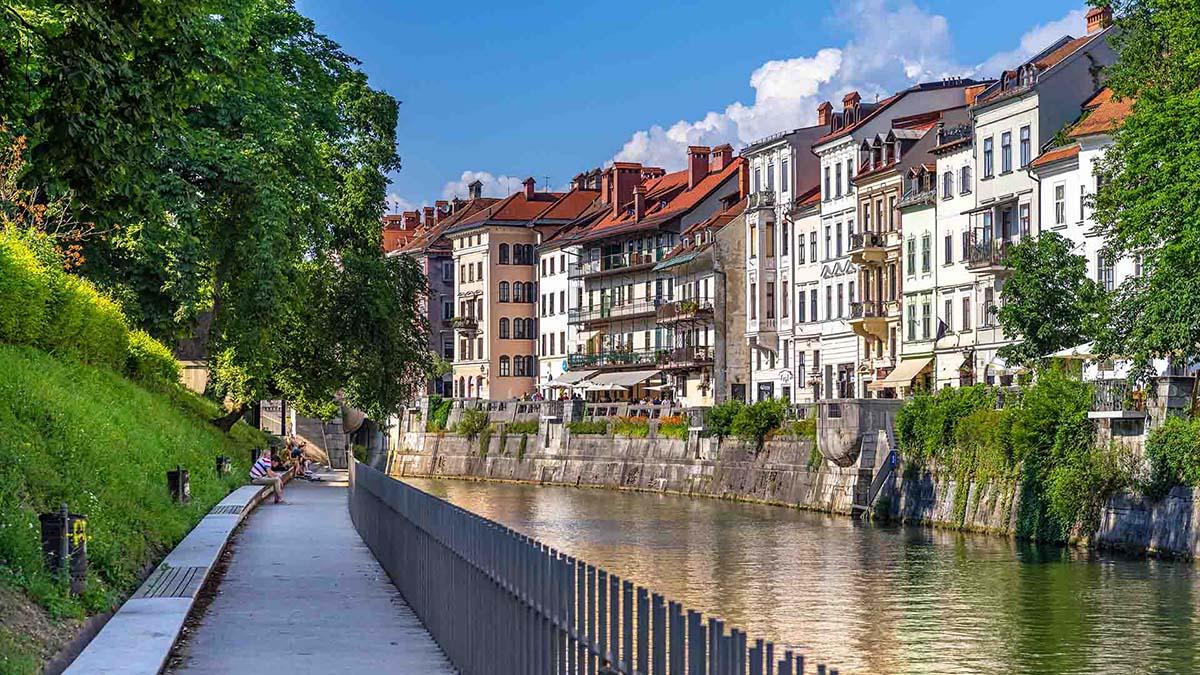 Green Ljubljana » Visit Ljubljana
