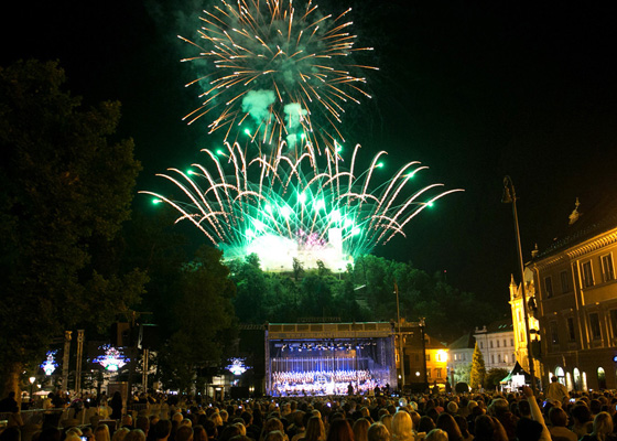 Events in Ljubljana