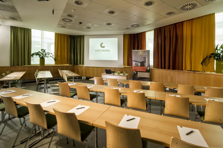 City hotel ljubljana visit ljubljana for Design hotel ljubljana