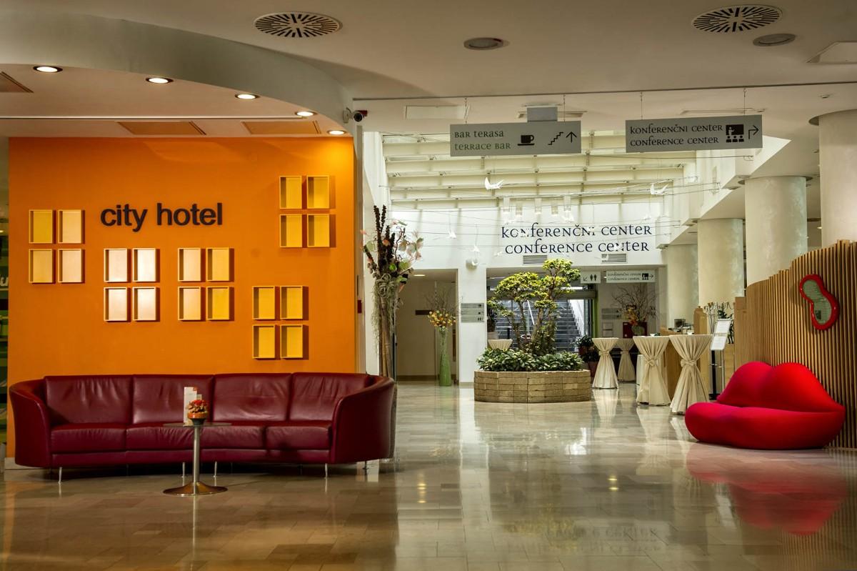 City Hotel Ljubljana Visit