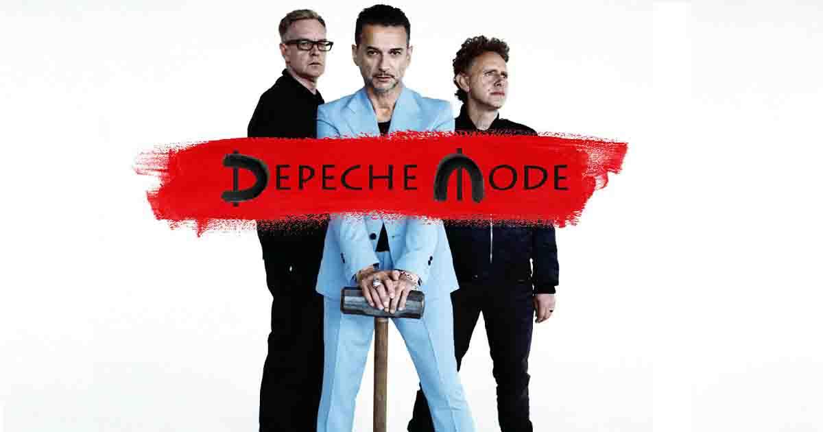 Depeche mode uk pop rock visit ljubljana - Depeche mode in your room live 2017 ...