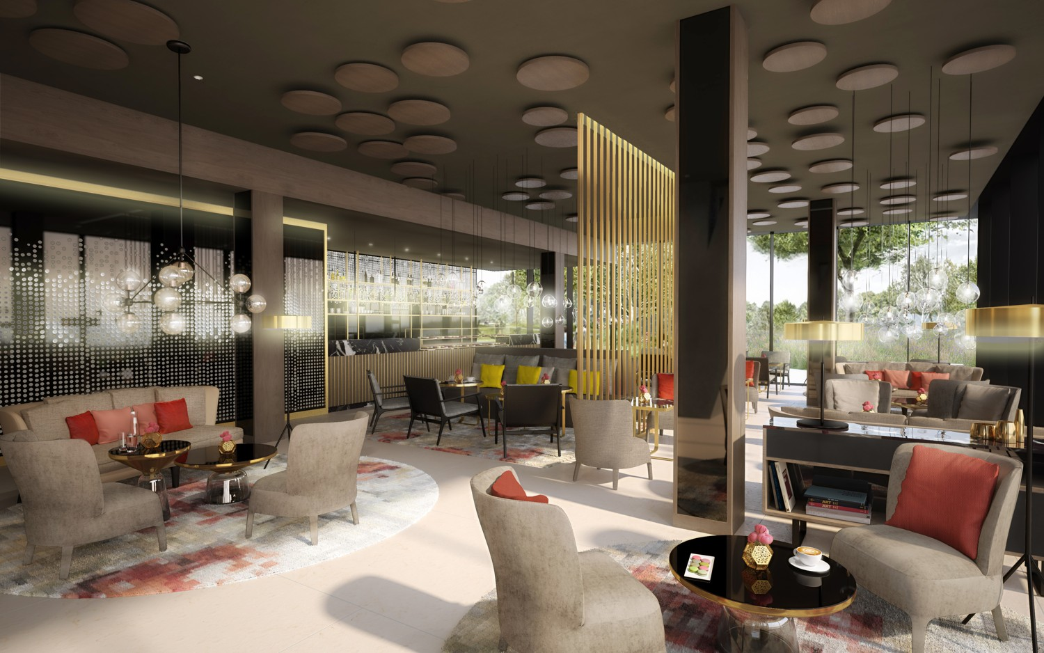 first hotel of the intercontinental chain soon to open in