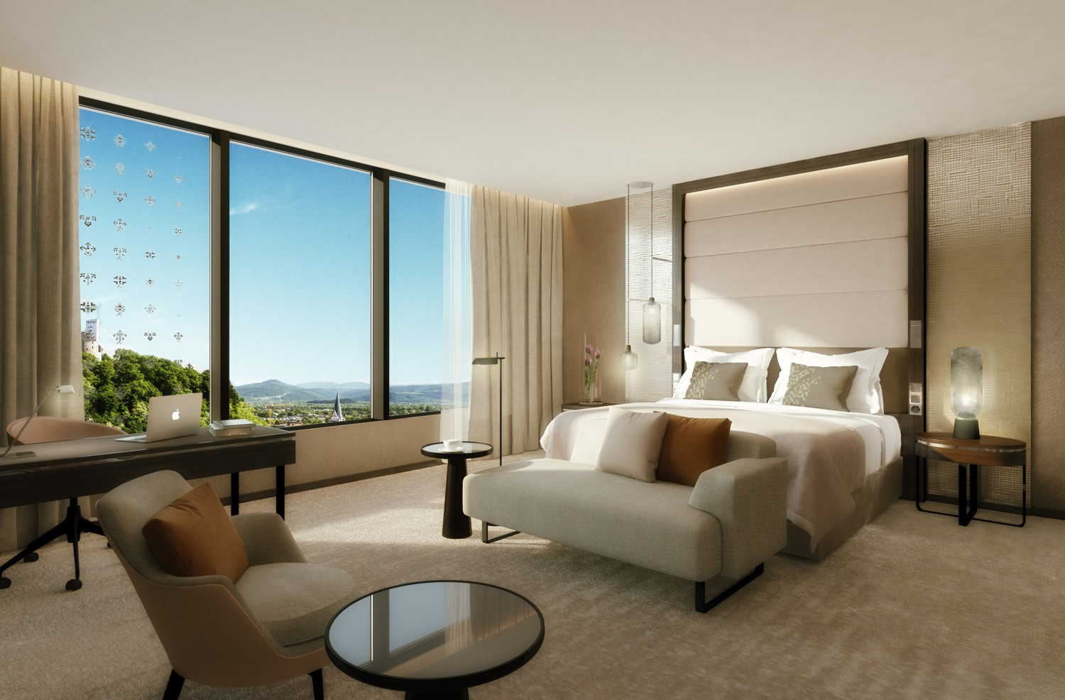 Opening In Mid August 2017 The 165 Room Property Will Operate Under A Management Agreement With IHG Representing Continuation Of Long Term