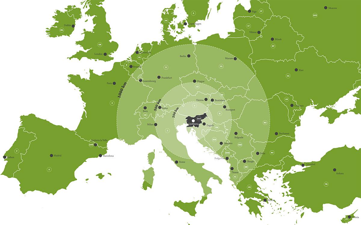 Useful Information Visit Ljubljana
