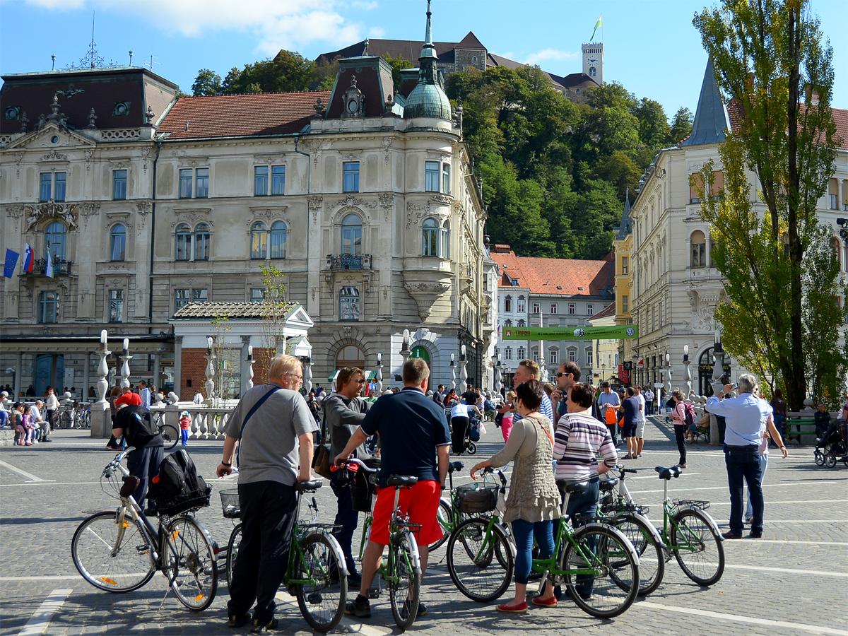 Ljubljana bicycle ile ilgili görsel sonucu