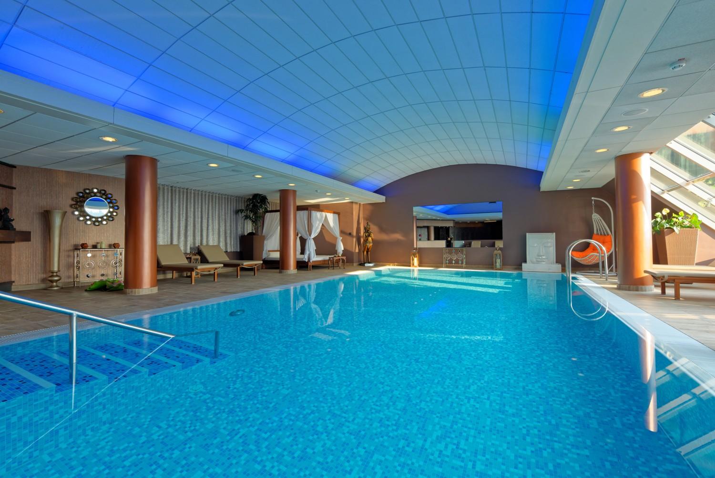 Grand hotel union business visit ljubljana for Wellness hotel slovenia