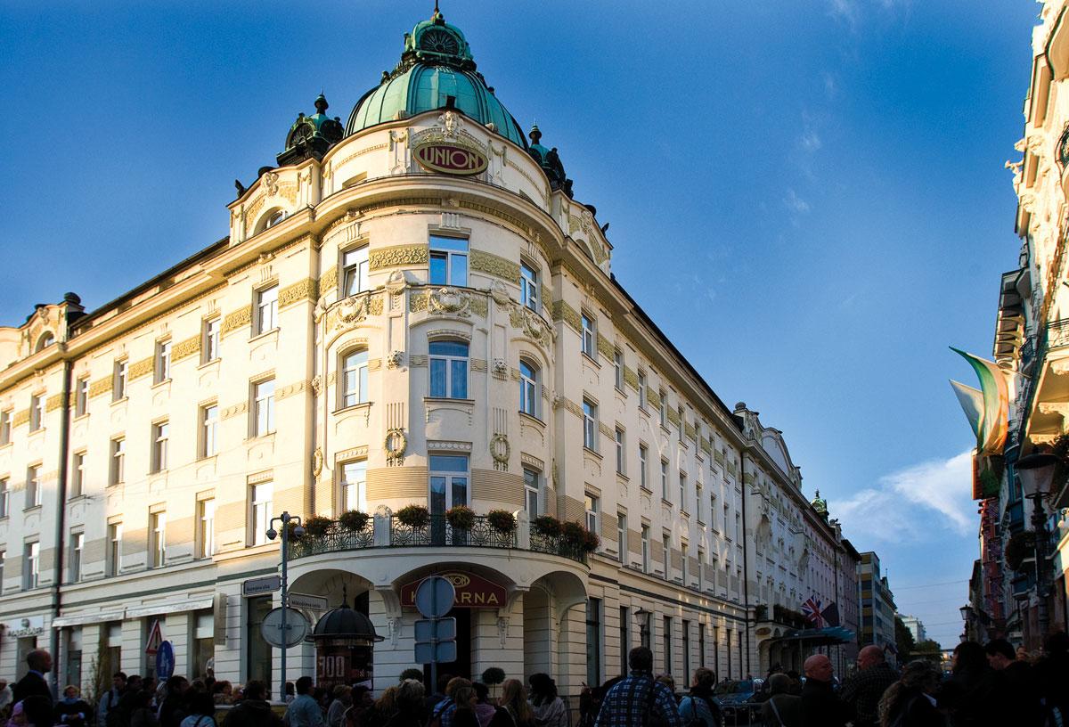 Grand Hotel Union  U00bb Visit Ljubljana