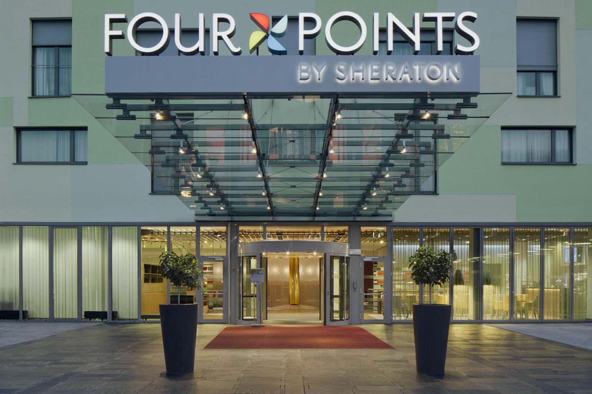 Four points by sheraton ljubljana mons » visit ljubljana