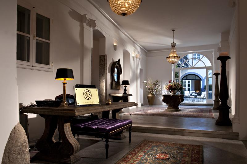 Antiq palace hotel spa visit ljubljana for Design hotel ljubljana