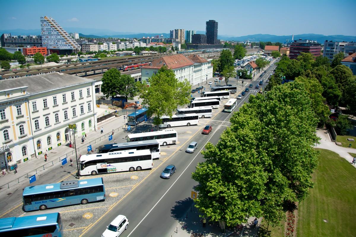 Avtobusna Postaja Ljubljana Ljubljana Bus Station