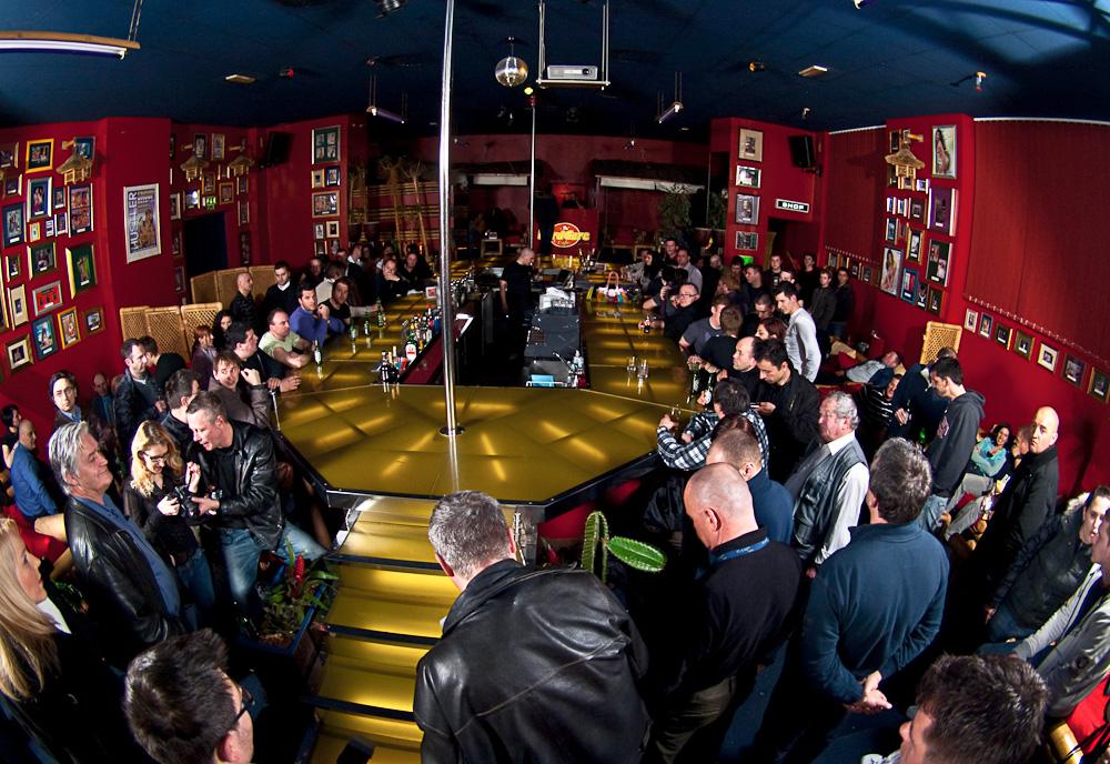 noční klub euro hardcore