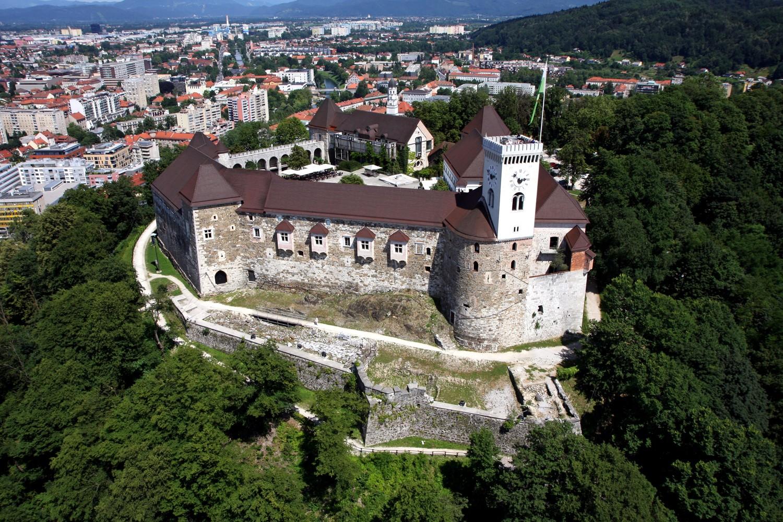 Resultado de imagen para Castillo de Ljubljana