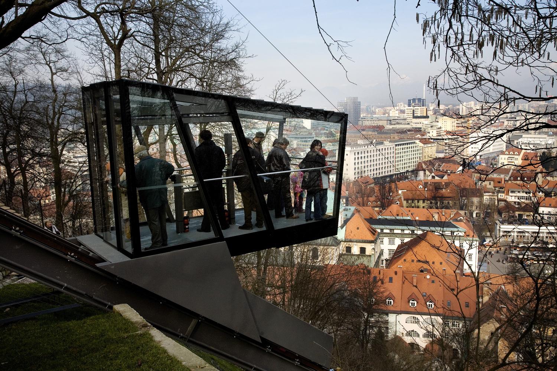 Burg Von Ljubljana 187 Visit Ljubljana