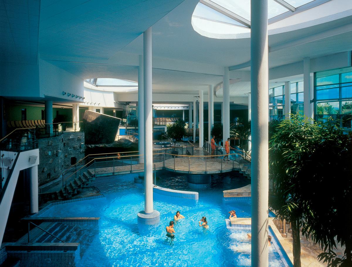Wellness and relaxation visit ljubljana for Wellness hotel slovenia