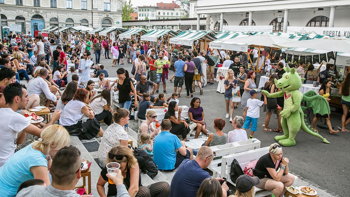 Straßenessen vom Feinsten in Ljubljana » Visit Ljubljana
