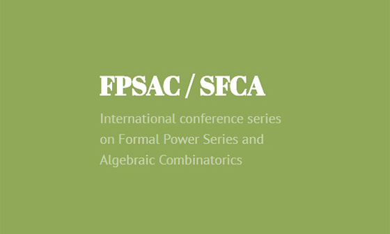 FPSAC 2019 - 31st international conference on Formal Power Series and Algebraic Combinatorics
