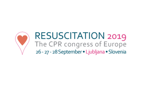 Resuscitation 2019, The CPR congress of Europe 2019