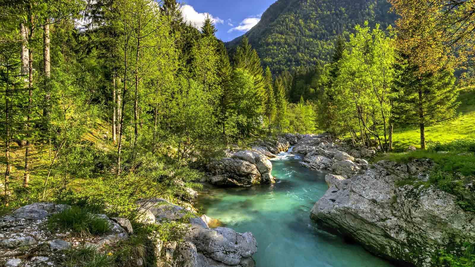 The Valley Of The Emerald River And Kranjska Gora Visit Ljubljana