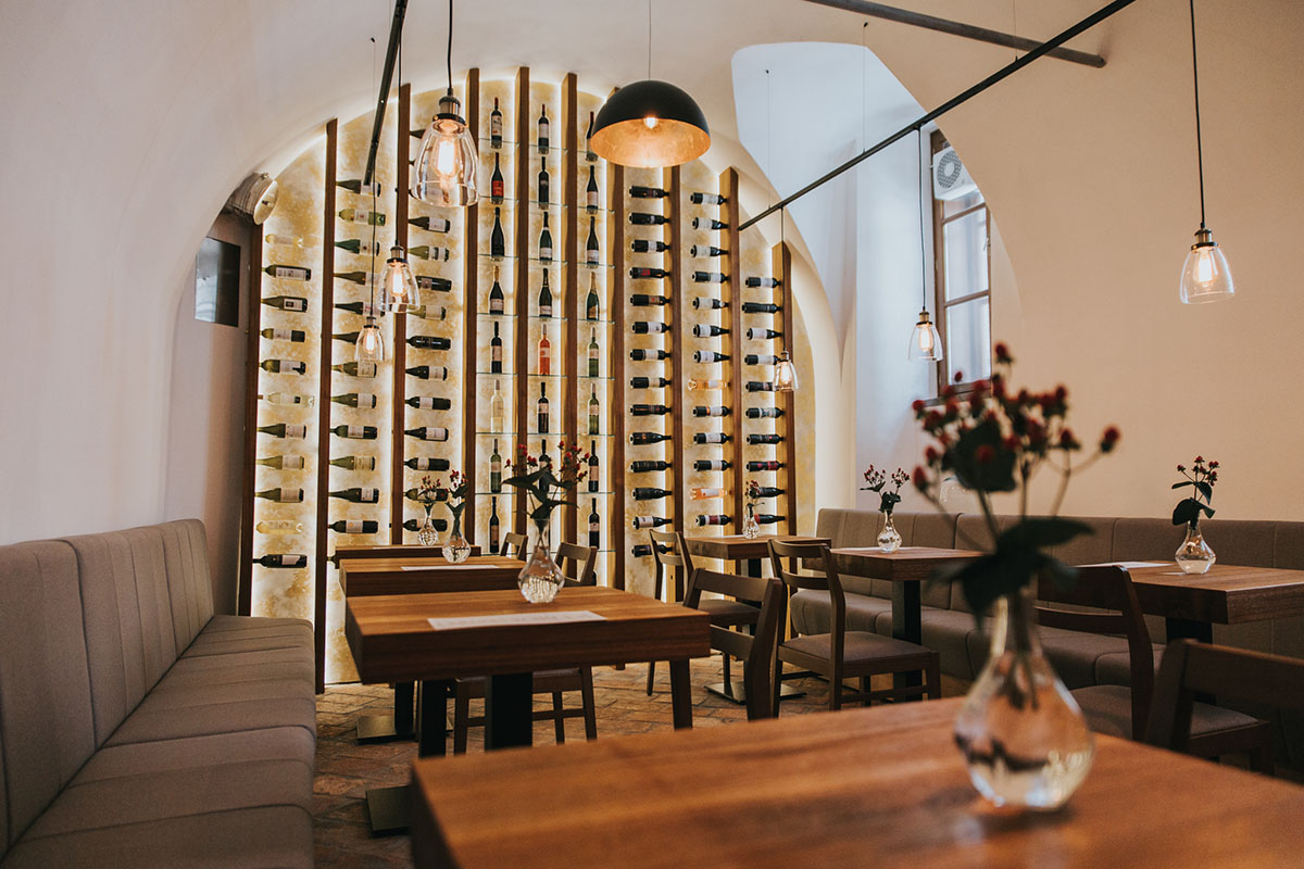 Die Weinbar Šuklje » Visit Ljubljana