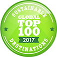 Global Top 100 Sustainable Destinations 2017