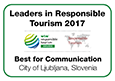 WTM Responsible Tourism Award 2017