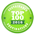 Global Top 100 Sustainable Destinations 2016